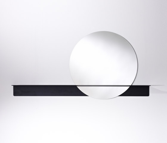 Slide Circle by Deknudt Mirrors | Mirrors