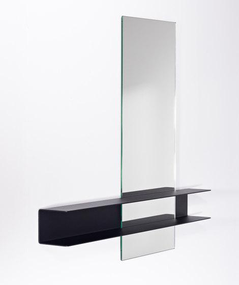 Slide Double von Deknudt Mirrors | Spiegel