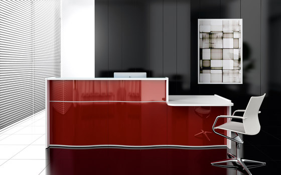 Wave by MDD | Reception desks