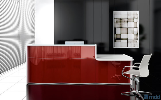 Wave by MDD | Reception desks