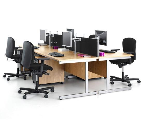 Zest by EFG | Desking systems