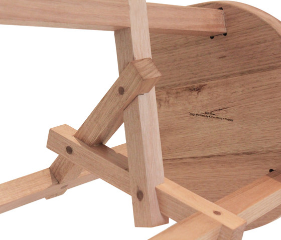 Moo Furniture Range Stool by Evie Group | Stools
