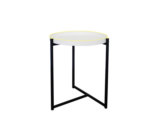 Oliver Tray Side Table by Evie Group | Side tables
