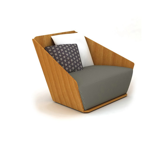 Origami by Deesawat | Lounge chairs