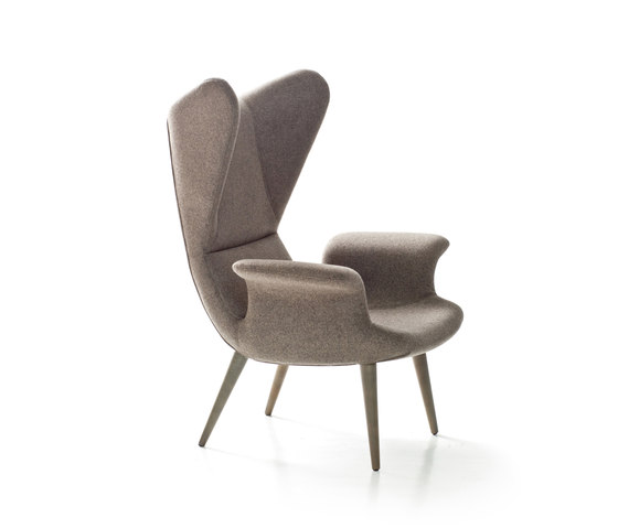 Longwave by Diesel by Moroso | Armchairs