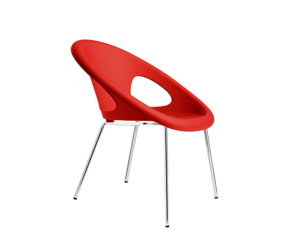 Drop by Scab Design | Visitors chairs / Side chairs