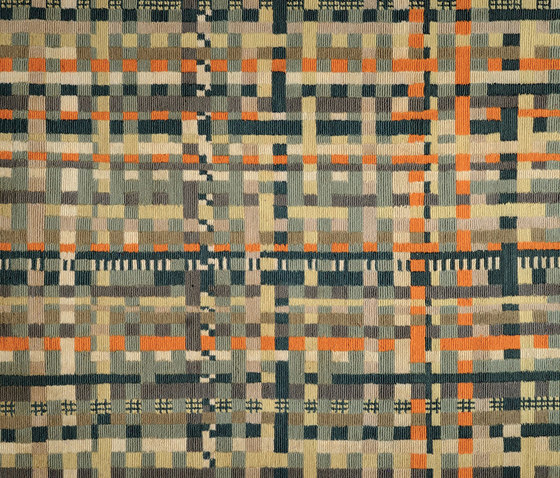 Algorythme Automne by Toulemonde Bochart | Rugs / Designer rugs