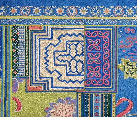 Baya Bleu by Toulemonde Bochart | Rugs / Designer rugs