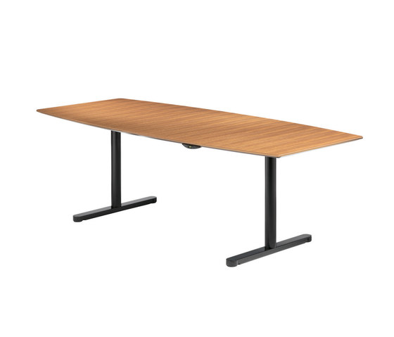 Travis height-adjustable by Wilkhahn | Individual desks