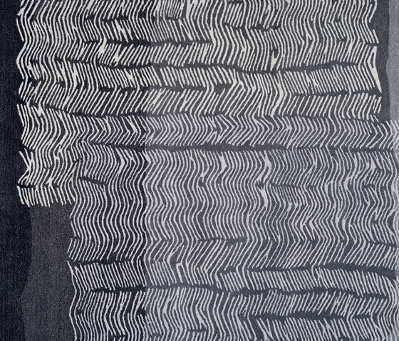Chevrons Gris by Toulemonde Bochart | Rugs / Designer rugs
