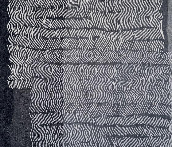 Chevrons Gris von Toulemonde Bochart | Formatteppiche / Designerteppiche