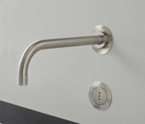 4321 - Build-in basin mixer by VOLA | Wash basin taps