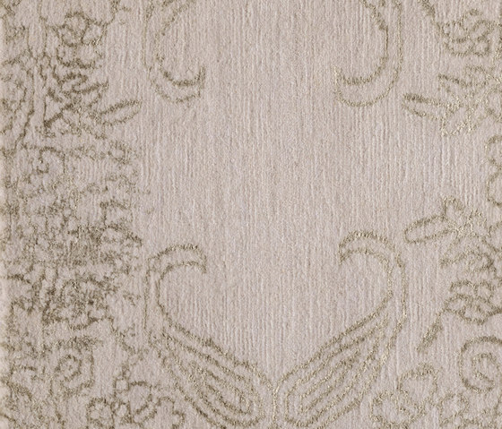 Mehndi Silver by Toulemonde Bochart | Rugs / Designer rugs