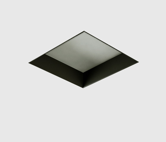 Down-in-Line 183 by Kreon | Recessed wall lights