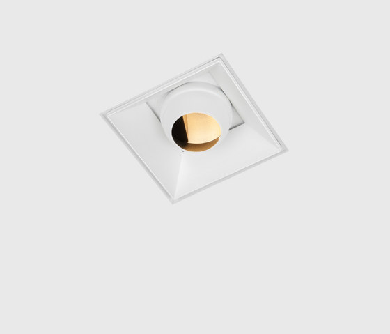 Down in-Line 80 wallwasher by Kreon   Recessed ceiling lights