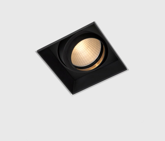 Down in-Line 165 directional by Kreon | Recessed ceiling lights