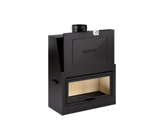 MA 263 B SL by Piazzetta | Wood fireplace inserts