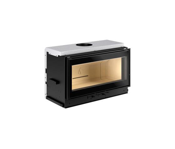 MC 90|44 by Piazzetta | Wood fireplace inserts