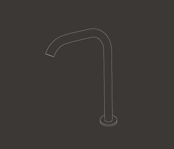 Free Ideas MIL70 de CEADESIGN | Robinetterie pour lavabo