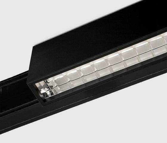 Prologe 80 on-Regule Triple/T16 by Kreon | Line voltage track lighting