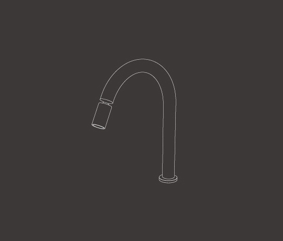 Free Ideas FRE55 de CEADESIGN | Robinetterie pour lavabo