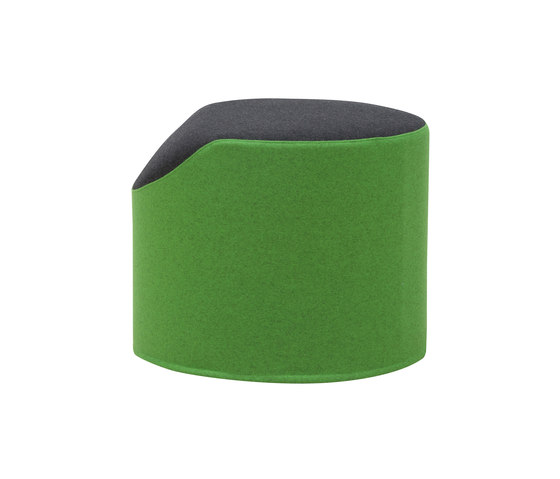 Coral Pouf by Softline A/S | Poufs