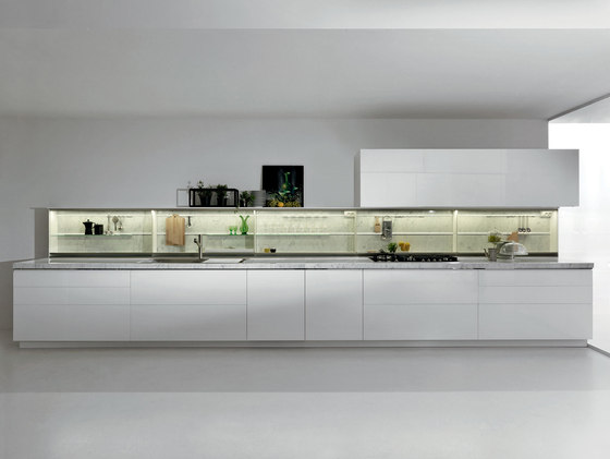 Trim (a) by Dada | Fitted kitchens