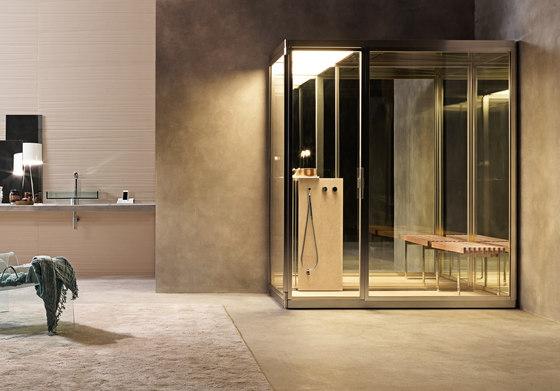 Topkapi 190 x 90 by EFFE PERFECT WELLNESS | Turkish baths
