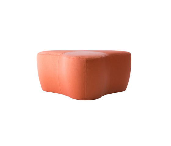 Chat pouf by Softline A/S | Poufs