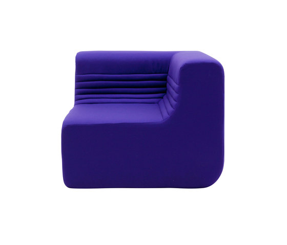 Loft corner de Softline A/S | Elementos asientos modulares