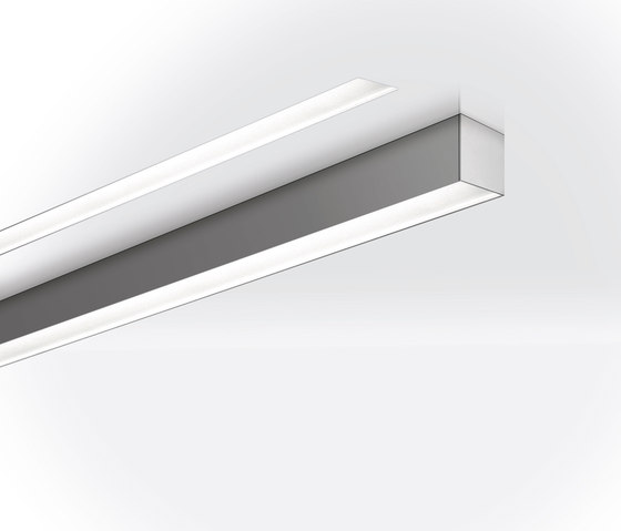 p.midi EB frameless by planlicht | Recessed ceiling strip lights