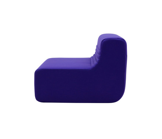 Loft single small by Softline A/S | Modular seating elements