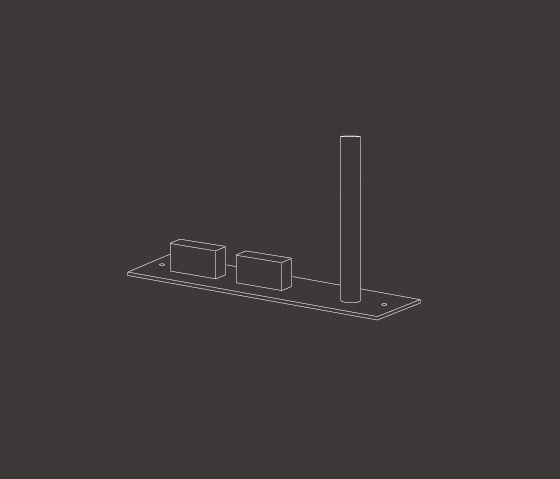 Bar BAR36 by CEADESIGN | Shower controls