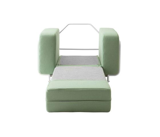 Silver fauteuil de Softline A/S | Canapés-lits