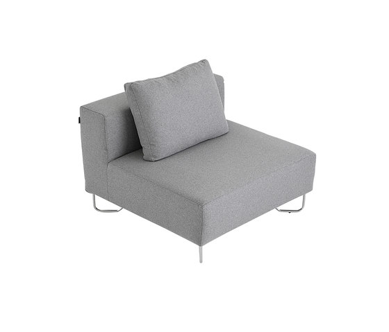 Lotus single by Softline A/S | Armchairs