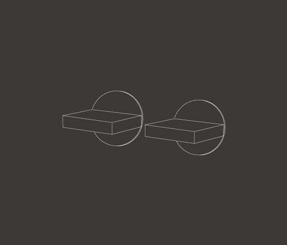 Bar BAR49 by CEADESIGN | Bathroom taps accessories