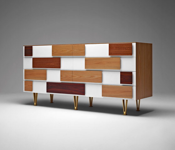D.655.1 Chest of Drawers de Molteni & C | Buffets