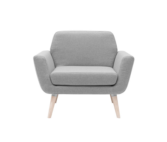 Scope chair di Softline A/S | Poltrone lounge