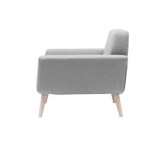 Scope chair by Softline A/S | Lounge chairs