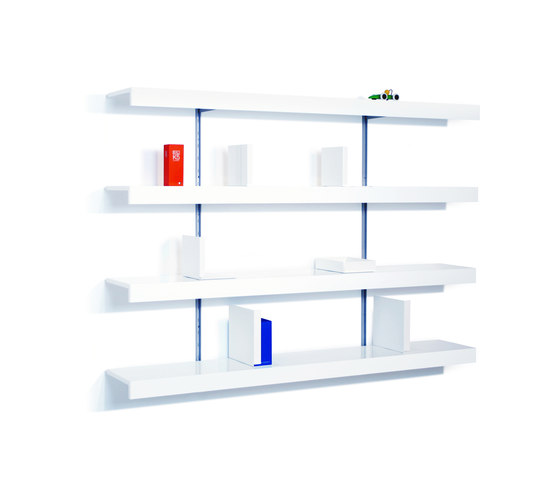 Little Office by ON&ON   Wall shelves