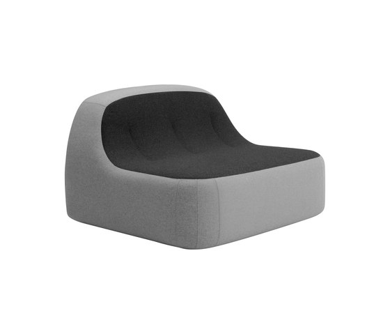 Sand chair by Softline A/S   Lounge chairs