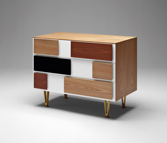 D.655.2 Chest of Drawers de Molteni & C | Buffets