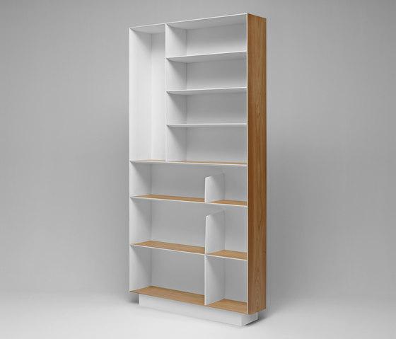 D.357.1 Bookcase de Molteni & C | Estantería