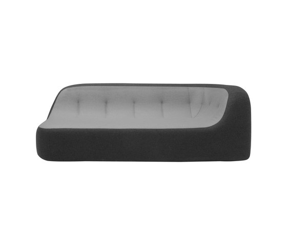 Sand sofa/chaise longue de Softline A/S | Sofás lounge