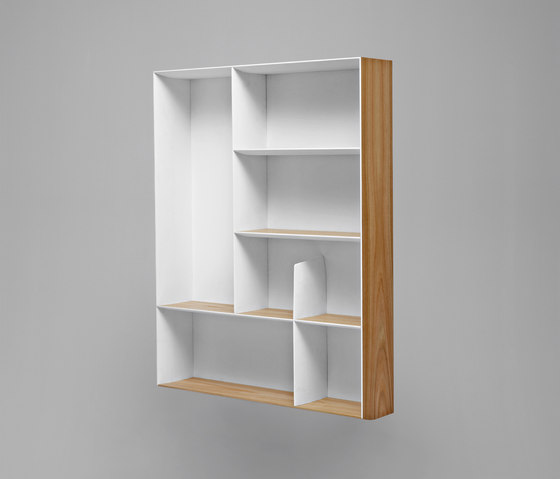 D.357.2 Bookcase de Molteni & C | Baldas / estantes de pared