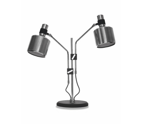 Riddle Double Table Light by Bert Frank | General lighting