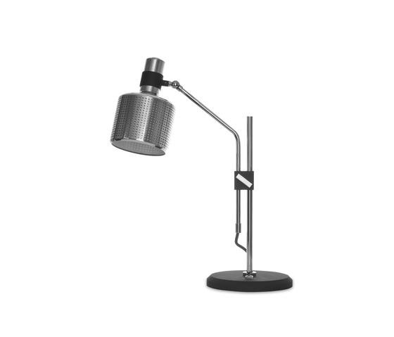 Riddle Table Lamp Single Black & Chrome by Bert Frank | General lighting