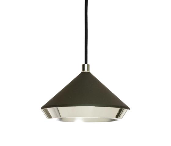 Shear Pendant Black & Chrome by Bert Frank | General lighting