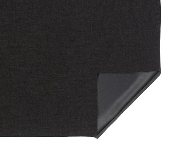 ASTORIA  FR - 40 BLACK by Nya Nordiska | Roller blind fabrics
