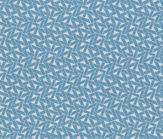 POSITANO - 65 AZURE by Nya Nordiska | Outdoor upholstery fabrics